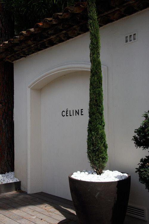Celine store - St. Tropez 2013