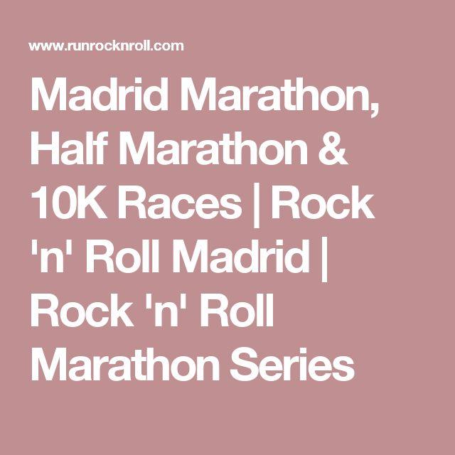 Madrid Marathon, Half Marathon & 10K Races   Rock 'n' Roll Madrid   Rock 'n' Roll Marathon Series
