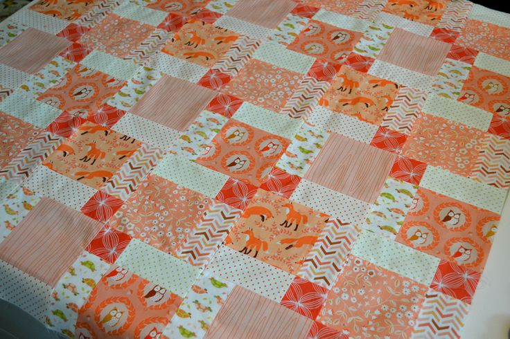 Disappearing 9 Patch Baby Quilts Pinterest
