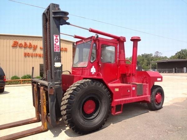 Bobby Johnson Equipment Co. - TAYLOR DUNN TYV180M