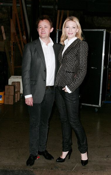 Cate Blanchett Photo - Cate Blanchett & Andrew Upton Launch Sydney Theatre's New Season
