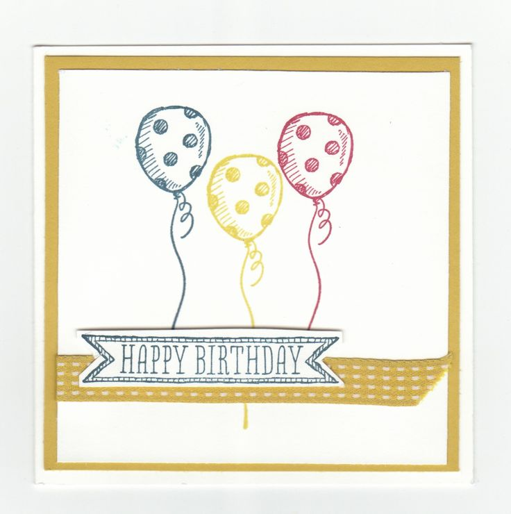 I love the simplicity of this card, and really enjoyed making it! Got to be one of my faves!