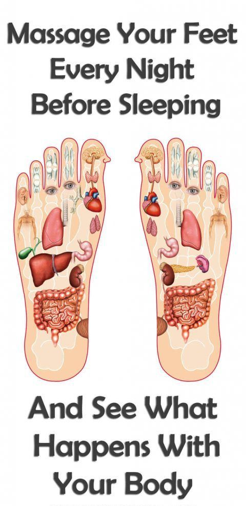 Massaging your feet before going to sleep is critical for your health | The MIRACLE starts here! psoas release massage #massageforhealth