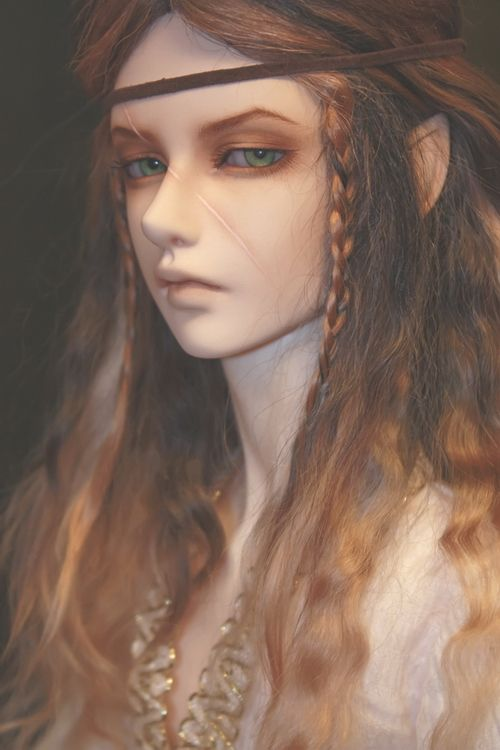 My unlovely elf 2 by SillyMysteriousWoman on deviantART