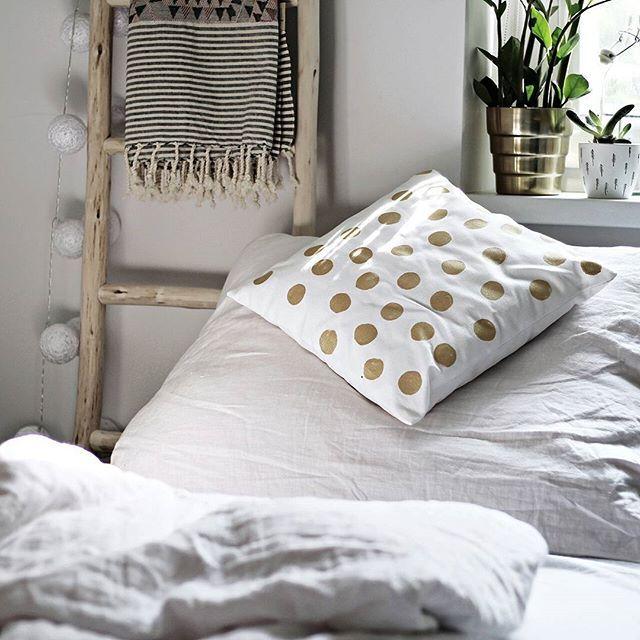 Nordic bedroom | 30wtrampkach.pl