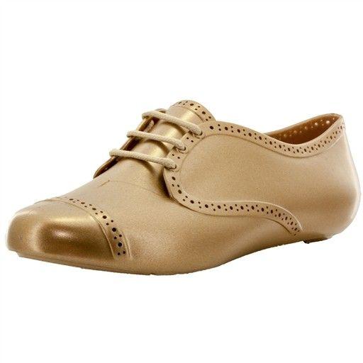 Mel 32039 Doré - Chaussures Ballerines Femme