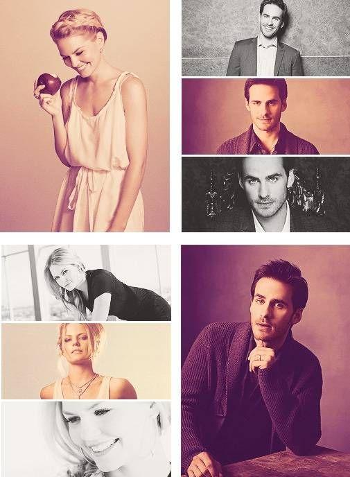 Jennifer & Colin.