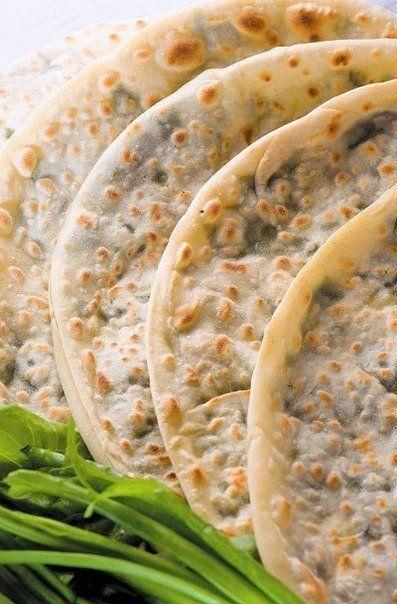 Афарар (Лезгинская вегетарианская пицца) | СвежачОк ☺