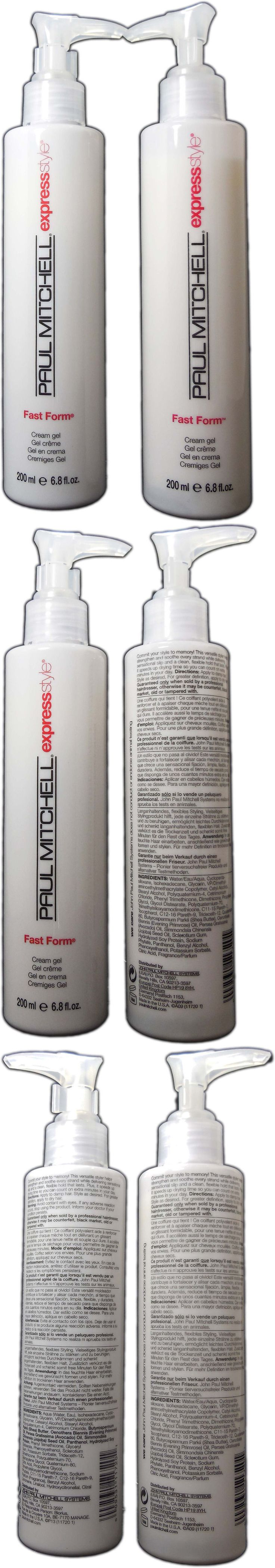 Sets and Kits: Paul Mitchell Express Style Fast Form 6.8Oz Pack Of 2 -> BUY IT NOW ONLY: $34.37 on eBay!
