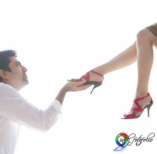 Girl  Shoes… Boy  Girl… Love her shoes to get her Love…    Candid Couple Shoots by INCK Fotofolio