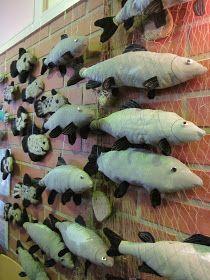 Kaarisillan käsityö: Kalafiilistelyä