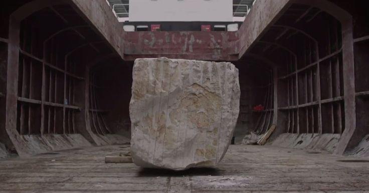 Adrian Paci - The Column