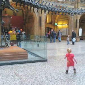 10 tips for visiting the Science Museum, London, with a toddler