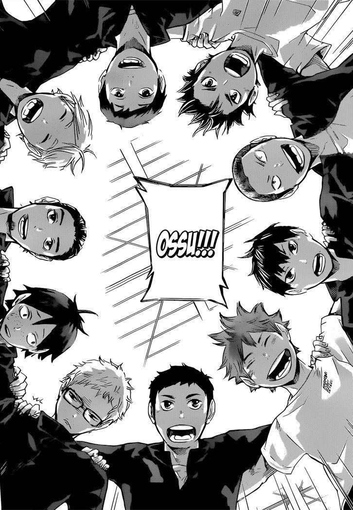 Haikyuu Manga Vol 3 Ch 24 The Best Things In Life Haikyuu Manga Haikyuu Anime Haikyuu Nishinoya