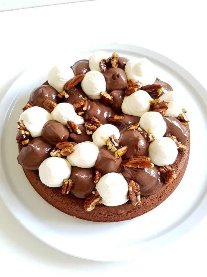 Fantastik Brownie Chocolat & Noix de pécan