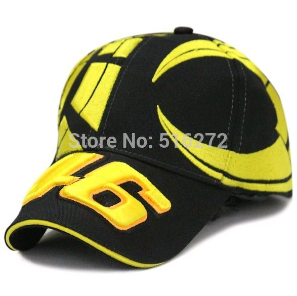Золото 3D 46 солнце и луна вышивка бейсболка Формула одна шляпа F1 гоночный автомобиль caps мужской спорт sunhat для осени и зимы gorras