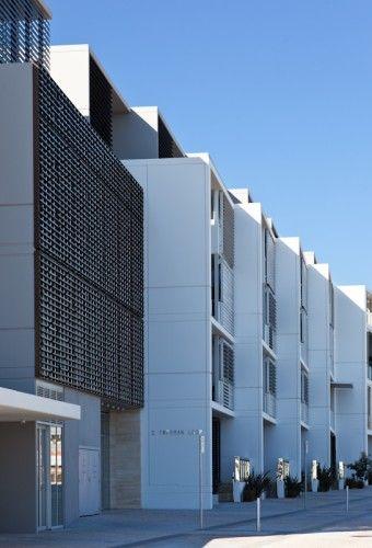 Leighton Apartments - Perth; Australia  Kerry Hill Architects