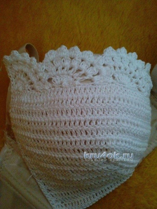 Свадебный наряд - работа Татьяны Сакадиной вязание и схемы вязания
