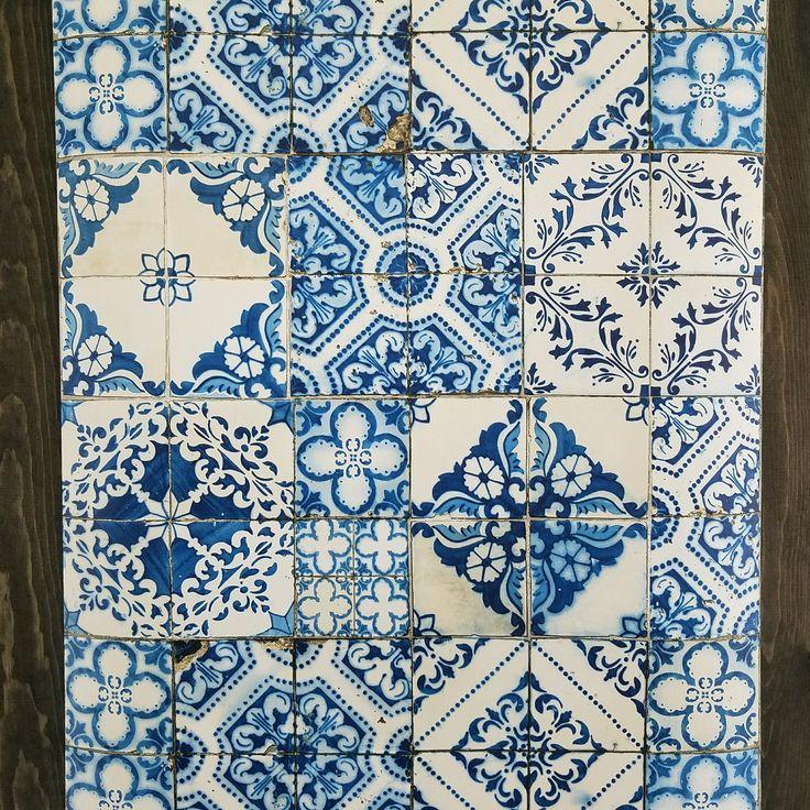 York Mediterranean Mosaic Tile Wallpaper