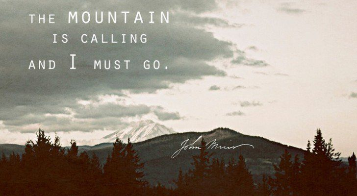 Quotes about mountains that will move you.