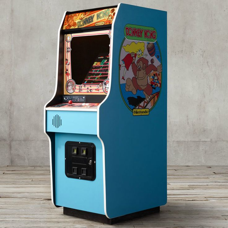 Fancy | Donkey Kong Arcade Game