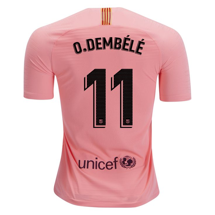 a5130bdae Nike Ousmane Dembele Barcelona Authentic Third Jersey 18/19 in 2019 |  Products | Champions league, Nike, Champion