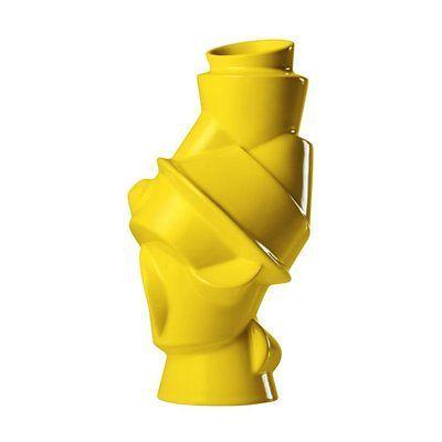 Closely Separated Vase Gelb Muuto