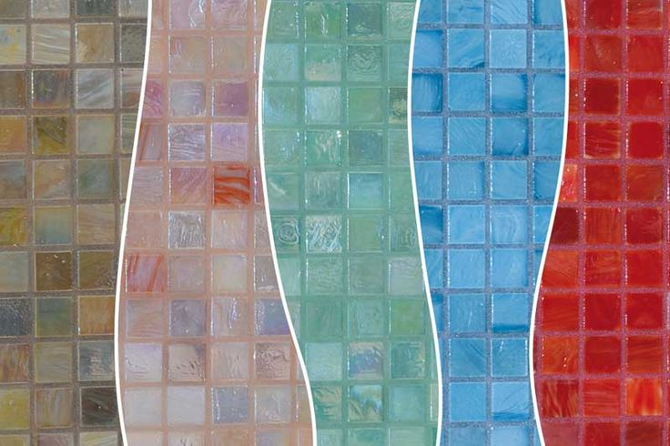 Starlike® by Litokol - Grouting coloring, for unique mosaic.