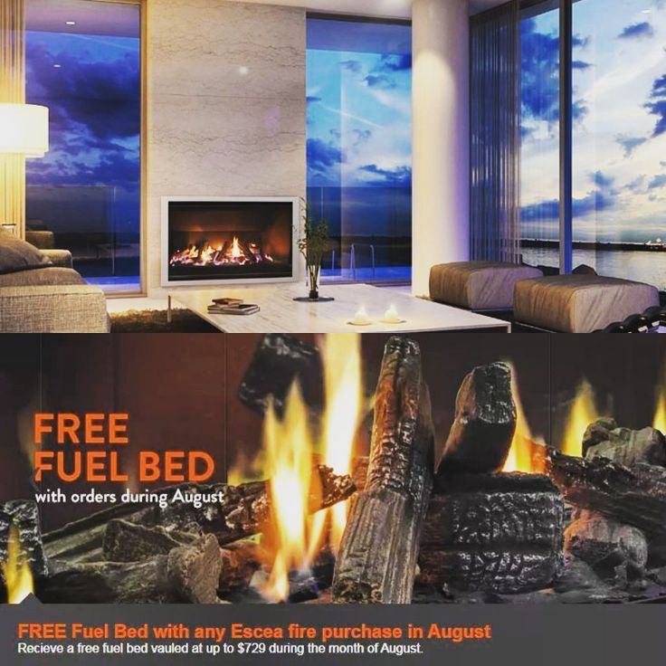 #aFireplaceNextWintersBetterThanNoFireplaceAtAll  Quick reminder > >  The Escea (Aug.) promotion is still going! #tagafriend... http://thefireplace.com.au/heating/gas-fires/escea !