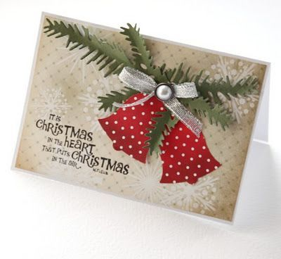 794 best christmas cards baubles images on pinterest for Elegant homemade christmas cards