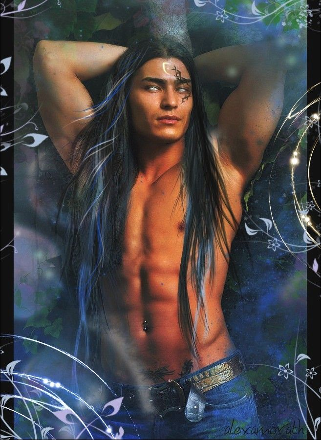 Pity, that Native american fantasy sex