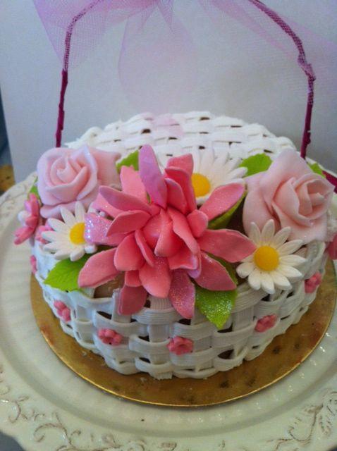 torta cestino primavera