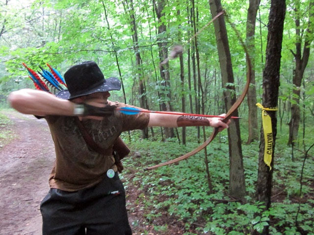 Great Lakes Longbow Invitational 2011   Traditional ...