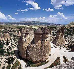 Cappadocia, Turkey #travel #cappadocia #turkey