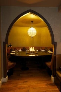 Layla, Lebanese restaurant, Esher