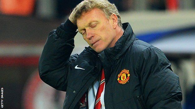 Manchester United manager David Moyes has been sacked, only 10 months after succeeding Sir Alex Ferguson. His dismissal was announced shortly after 0830 BST, following a meeting with executive vice-chairman Ed Woodward at the club's training ground.
