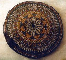 Hassocks - Ancient Beadwork