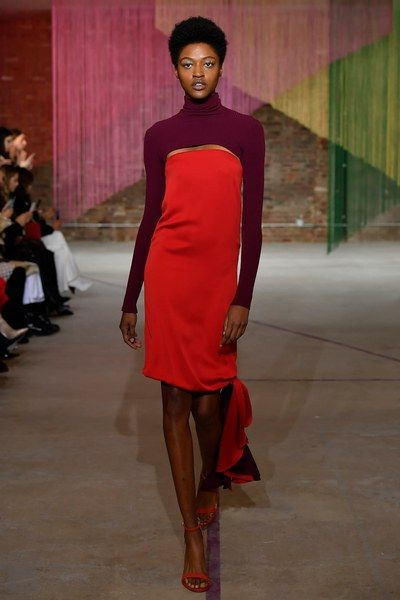 The complete Milly Fall 2018 Ready-to-Wear fashion show now on Vogue Runway.