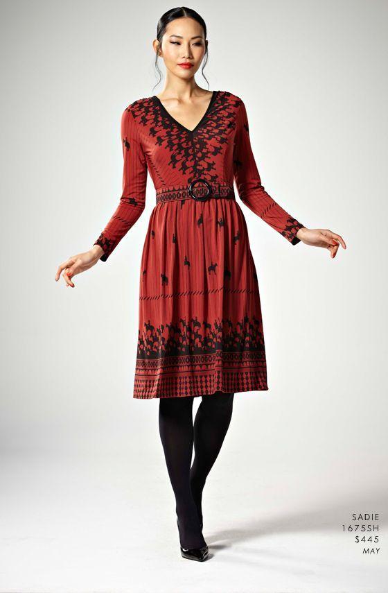 Leona Edmiston Sadie dress