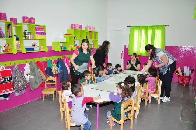 17 mejores im genes sobre decoraci n de aulas en pinterest for Actividades para jardin maternal sala de 2