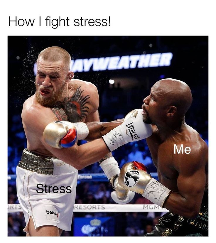 "Morning people I'm fired up for the day.  If you have listened to the latest podcast episode it's all about stress.  We share some of the key ways we deal with it ourselves one key solution is ""rest"". We've been blessed with a long bank holiday weekend and ready to tackle our stressors one by one.  #byestress #mayweathermcgregor #boxing #fight #mentalhealth #wednesday #wednesdaymotivation #humpday #stress #stressors #podcast #tagmeinpodacst #britishpodcast #podcasting #podcastlife #memes…"
