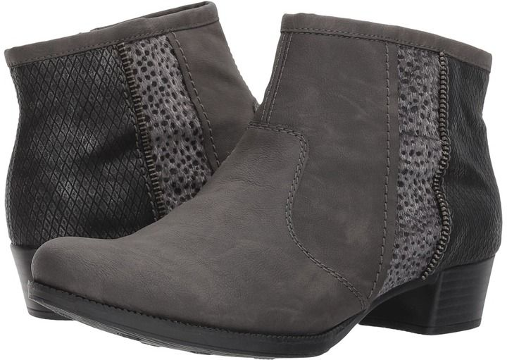 Rieker 76689 Sariana 89 Women's Pull-on Boots