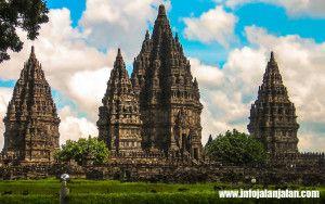 Peta Wisata Jogja - Candi Prambanan temple
