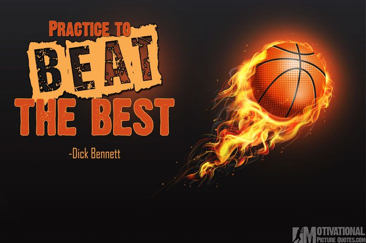 quotes about basketball by Dick Bennett