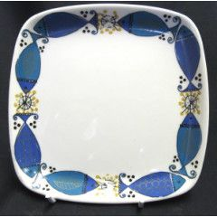 'Clupea' side plate, Turi design, Figgjo Flint, Norway