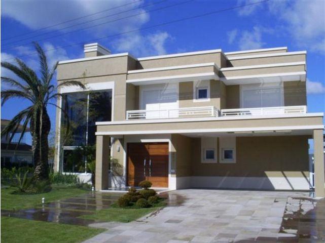 Decor Salteado - Blog de Decoração   Design   Arquitetura   Paisagismo: Fachadas de Casas e Muros!