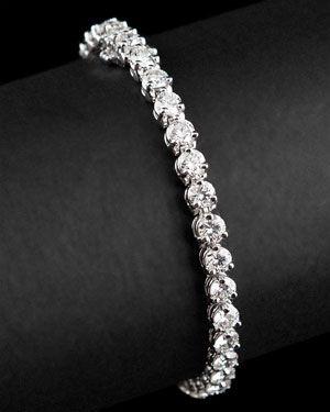Gorgeous Tennis Bracelet