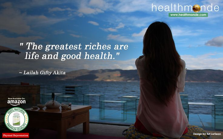 """""""The greatest riches are life and good health."""" """" Lailah Gifty Akita  https://www.healthmonde.com/     AMAZON : https://www.healthmonde.com/"""