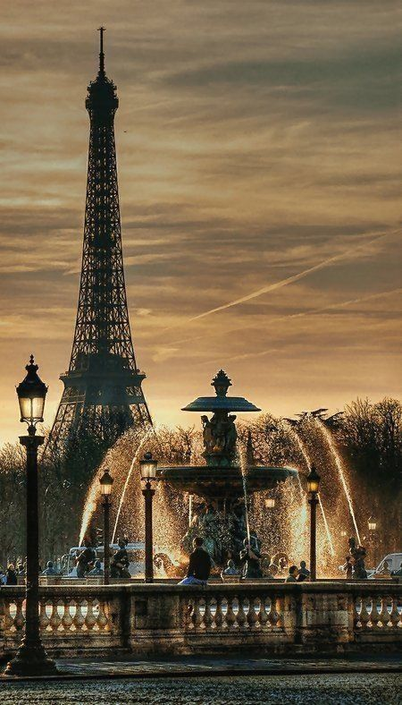 Go to Paris for no other reason than to go to Paris.