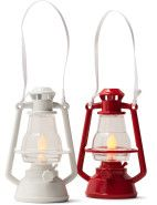 Christmas Shop Lantern Ornament with LED Light $4.46 #chistmas #djschristmas #wowstartsnow #interior #decor
